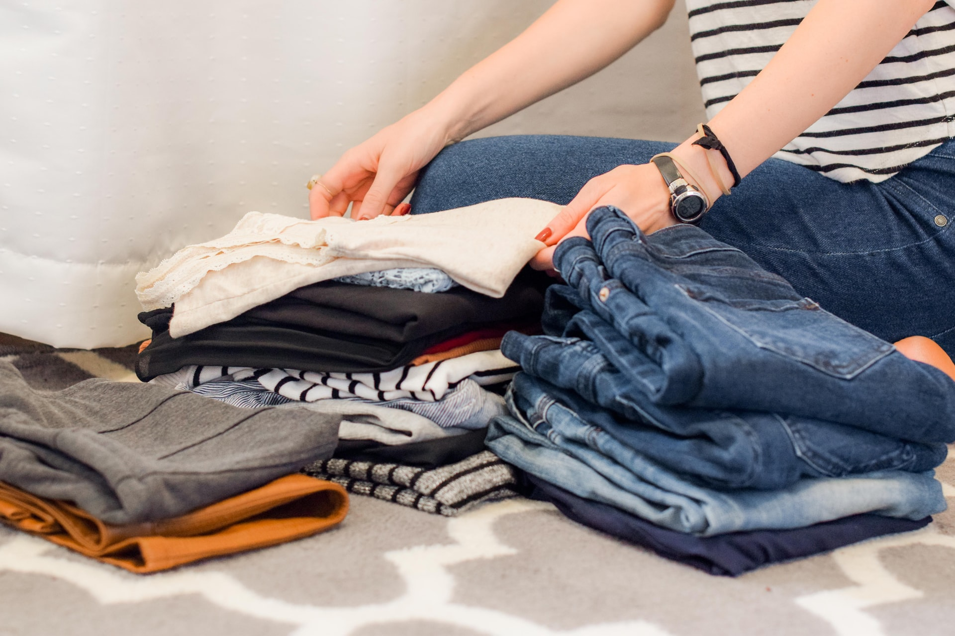 Decluttering with the 6 rules of KonMari method