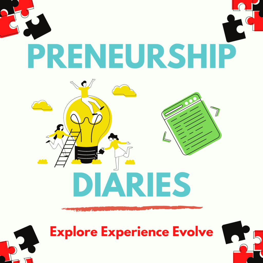 Preneurship Diaries podcast on Entrepreneurship, Solopreneurship